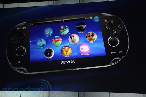 PlayStation Vita 0