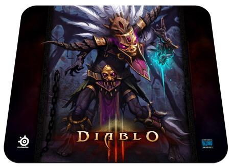 QcK Witch Doctor Edition mousepad 2