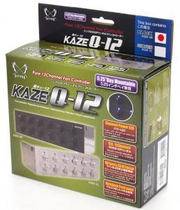 Scythe Kaze Q12 Caja 257x300 Scythe presenta sus dos nuevos rehobus: Kaze Q8 y Kaze Q12