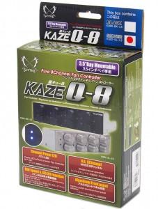 Scythe Kaze Q8 Caja 227x300 Scythe presenta sus dos nuevos rehobus: Kaze Q8 y Kaze Q12