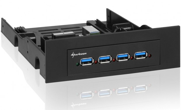 Sharkoon 4 Port Hub USB 3.0 e1308551112336 0