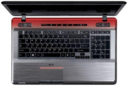 Toshiba Qosmio X770 B 2