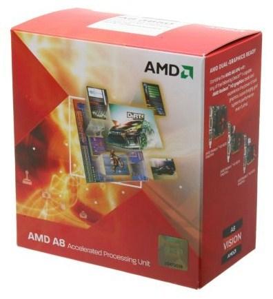 AMD A8 3870 0