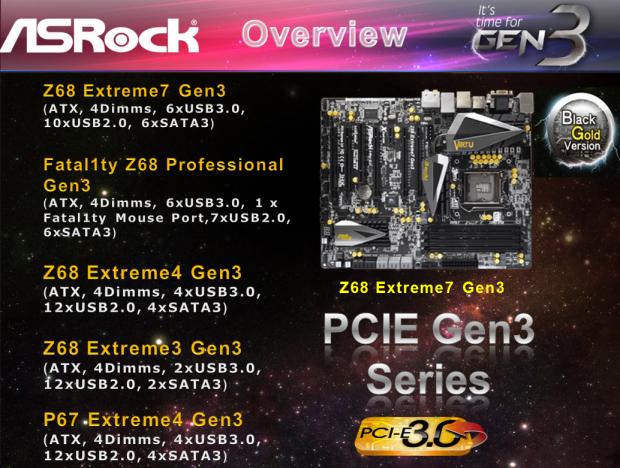 ASRock Z68 Extreme7 Gen3 Z68 Extreme4 Gen3 Z68 Extreme3 Gen3 y P67 Extreme4 Gen3 Características e1310639789330 0