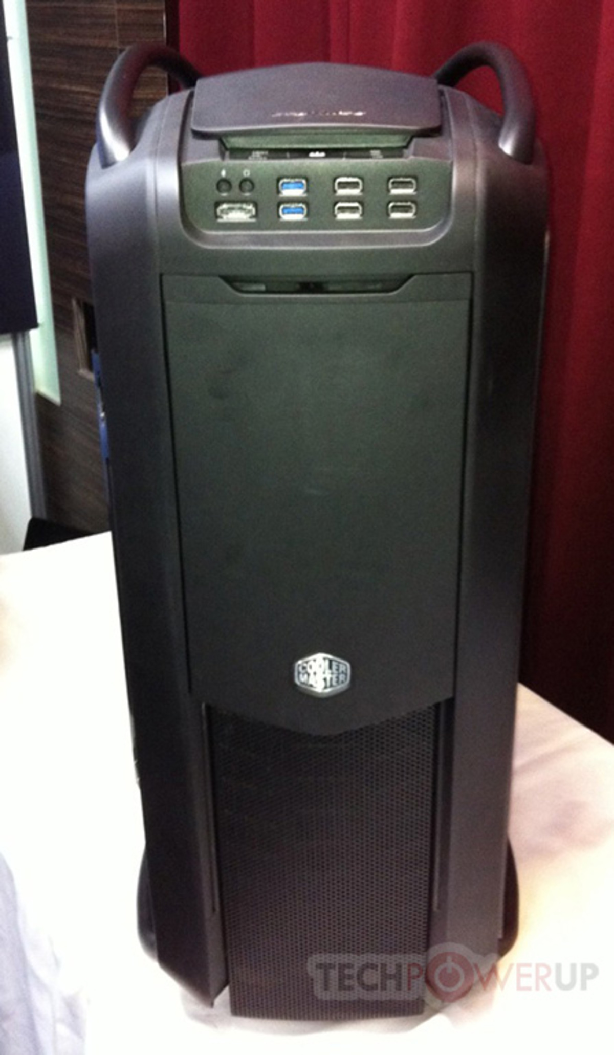 Cooler Master Cosmos II Frontal 0