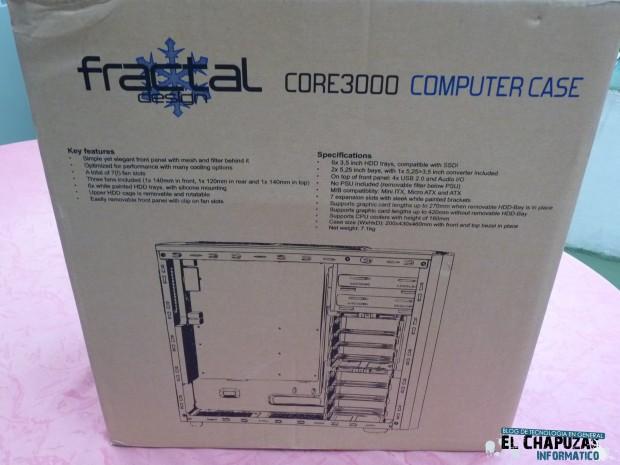 Fractal Design Core 3000 Caja e1311436905594 Review: Fractal Design Core 3000