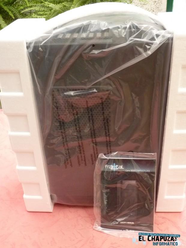 Fractal Design Core 3000 Embalaje e1311437073984 Review: Fractal Design Core 3000