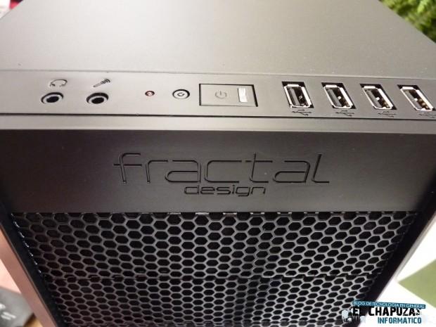 Fractal Design Core 3000 Panel superior 1 e1311439117706 Review: Fractal Design Core 3000