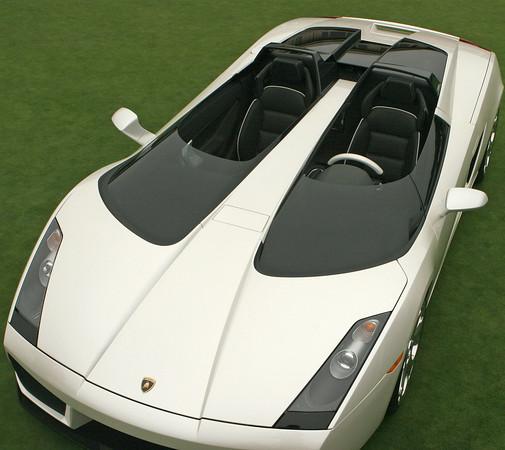 Lamborghini Concept S 0