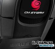 Cooler Master anuncia los auriculares CM Storm Sirus 5.1