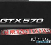 EVGA anuncia su GeForce GTX 570 Classified