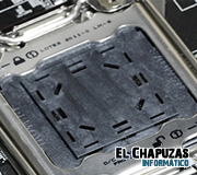 EVGA deja entrever su placa Sandy Bridge-E X79