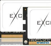 Exceleram presenta sus módulos DDR3 Dual Channel Black&White