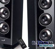 Los altavoces Genius SP-HF2020 llegan a Estados Unidos