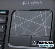 K400, el nuevo teclado inalámbrico con touchpad de Logitech