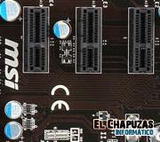 MSI A75A-G35, su primera placa basa para el socket FM1