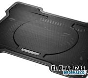 Cooler Master presenta sus bases refrigeradoras para portátiles NotePal P2 & NotePal X-Slim