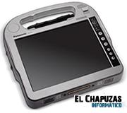 Panasonic Toughbook H2: Una tablet cara y fea
