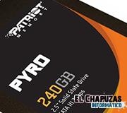 Logo Patriot Memory Pyro