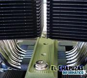 Prolimatech Megahalems Camouflage & Genesis Camouflage diseñados para Asus TUF Sabertooth