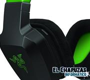 Razer presenta sus auriculares Electra