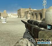 COD 4 Modern Warfare + MOD = Star Wars Galactic Warfare