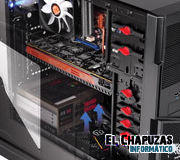 Logo Thermaltake Commander MS-I