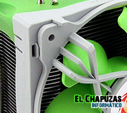 Primera review del disipador CPU Thermaltake Jing