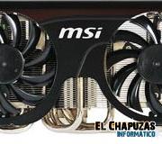 MSI vende su disipador GPU Twin Frozr II en Japón