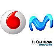 Logo Vodafone Movistar