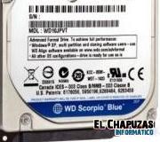 Western Digital Scorpio Blue 1TB en tan sólo 9,5mm de grosor
