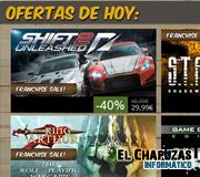 Logo Oferta Steam Verano