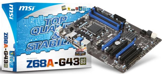MSI Z68A G43 B3 1 e1311627035678 0