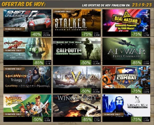 Oferta Steam 5 Julio e1309887887788 Ofertas veraniegas en Steam: Día 6