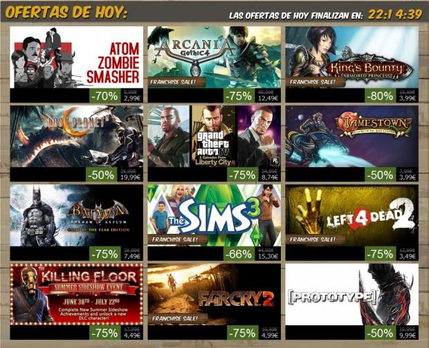Oferta Steam 7 de Julio e1309978230964 0
