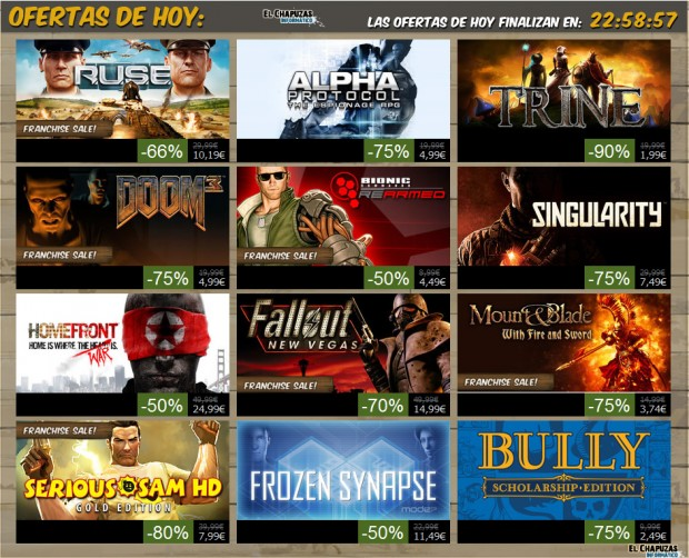 Oferta Steam Día 5 e1309803341522 Ofertas veraniegas en Steam: Día 5