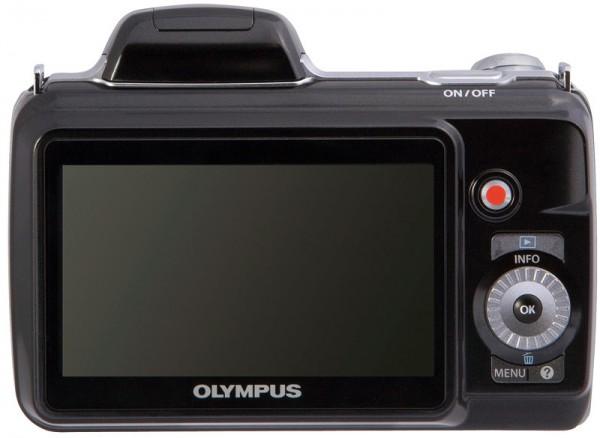 Olympus SP 810UZ 2 e1311784816267 Olympus SP 810UZ: Zoom de 36 aumentos y fotos 3D