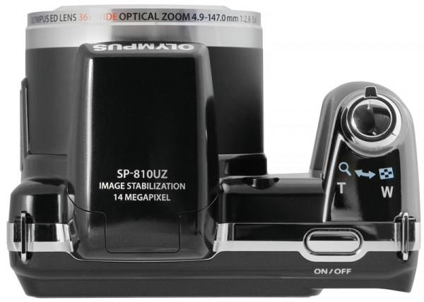Olympus SP 810UZ 3 e1311784831558 Olympus SP 810UZ: Zoom de 36 aumentos y fotos 3D