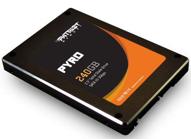 Patriot Memory Pyro e1311159033237 Los HDDs no bajarían de precio hasta finales de 2012