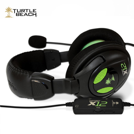Turtle Beach Ear Force X12 2 1
