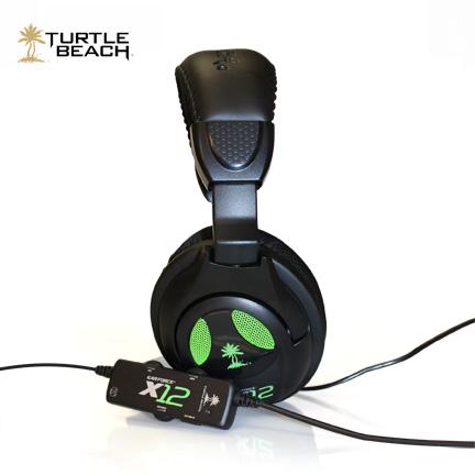 Turtle Beach Ear Force X12 3 2