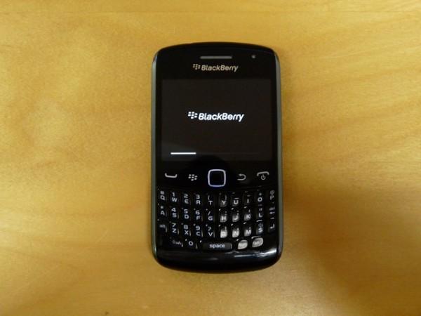 Aparece la BlackBerry Curve 9360