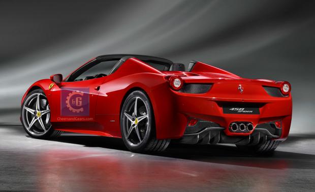 Ferrari 458 Spider B e1314024638304 2