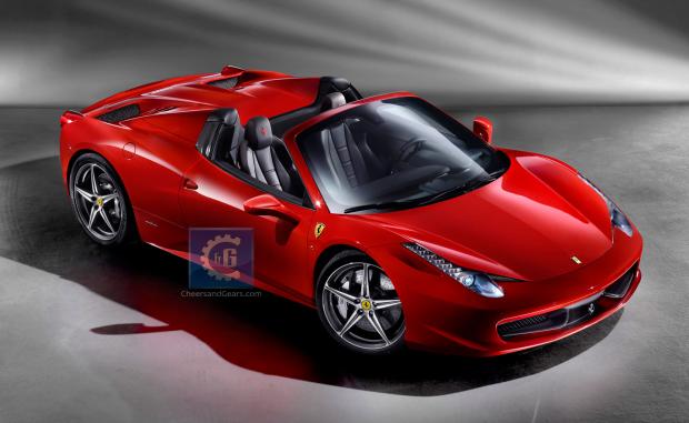 Ferrari 458 Spider e1314024552336 0