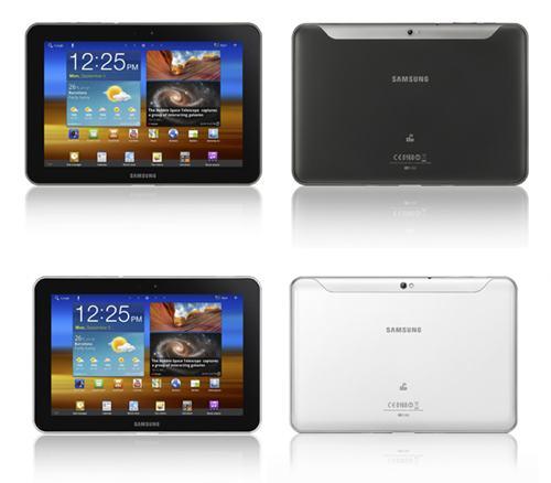 Galaxy Tab 8.9 4G LTE 0
