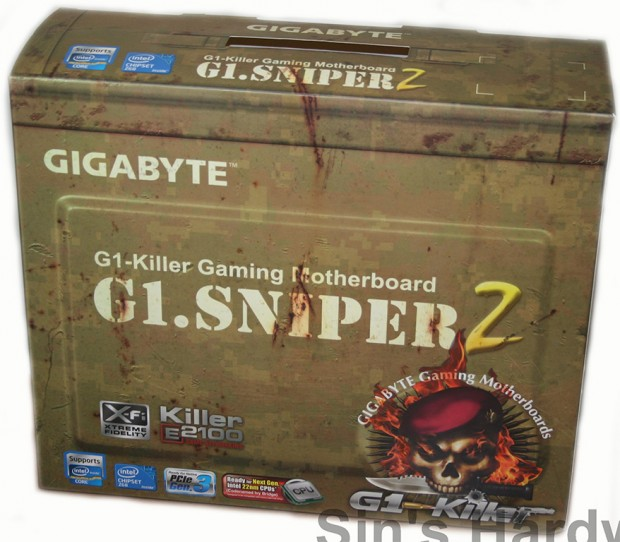 Gigabyte G1.Sniper 2 1 e1312484152910 Gigabyte G1.Sniper 2 aparece en nuevas imágenes