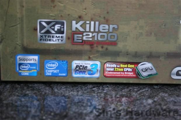 Gigabyte G1.Sniper 2 2 e1312484210171 Gigabyte G1.Sniper 2 aparece en nuevas imágenes