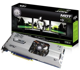 KFA2 GeForce GTX 560 Ti MDT X5 2 1