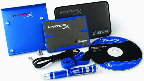 Kingston HyperX SSD 1