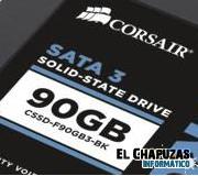 Corsair lanza los primeros SSD de 90GB de capacidad